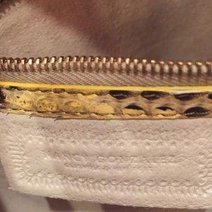 Nancy Gonzalez genuine python bag